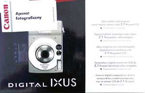 Digital IXUS