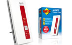 Test - FRITZ!WLAN Repeater 1750E oraz FRITZ!WLAN Stick AC 430