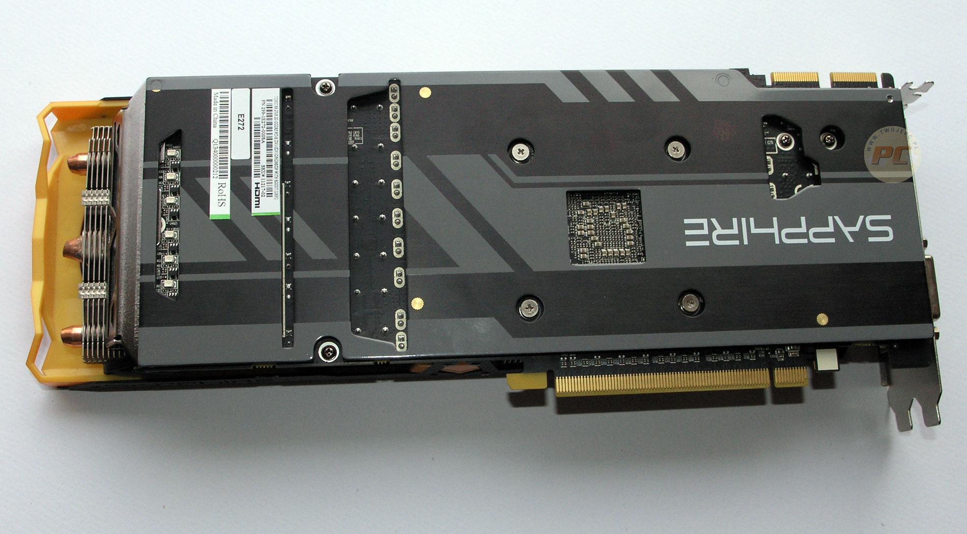 Test, porównanie Radeon R9 270X GeForce GTX 760 (2GB