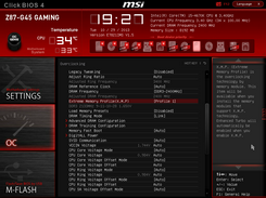 MSI Z87-G45 Gaming Bios