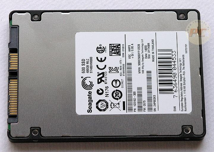 Seagate 600 SSD ST480HM000 480GB