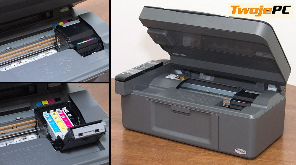 Beste Test urządzeń Epson DX4000 oraz DX6000 - Epson Stylus DX4000 BY-89