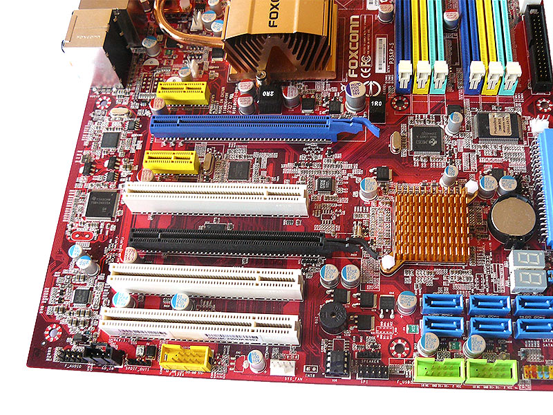 Foxconn P35AP-S JMicron RAID 64x