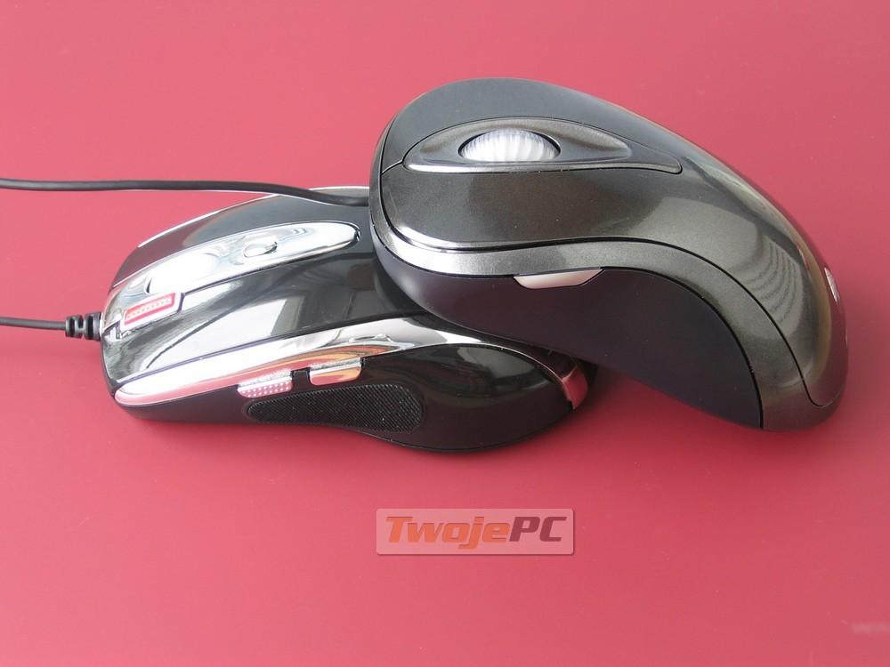 TEST: Pojedynek Microsoft Laser 6000 kontra A4Tech X-750F ...