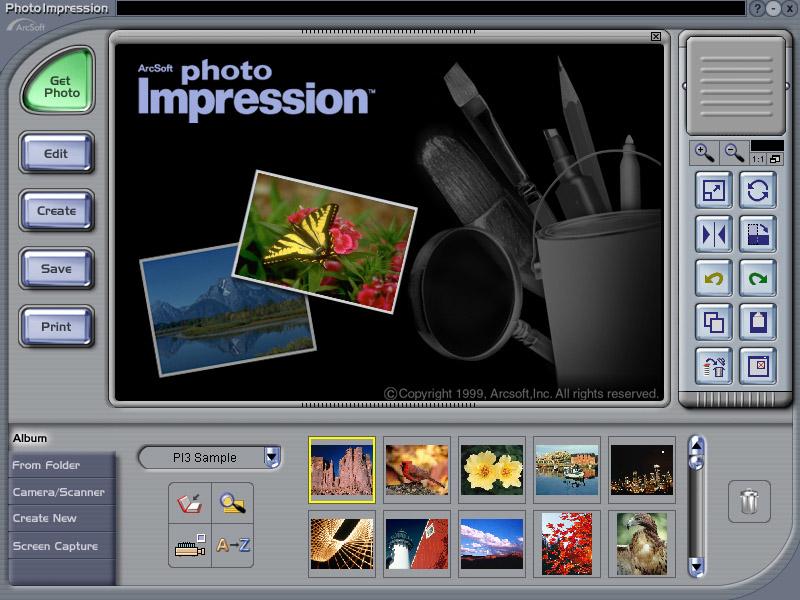 PHOTOIMPRESSION 5 ARCSOFT GRATUIT TÉLÉCHARGER
