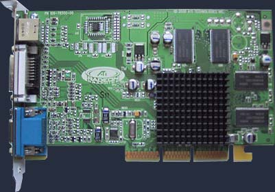 ATI RADEON 32MB DDR VE TV-OUT