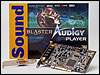 Test, recenzja Sound Blaster Audigy Player