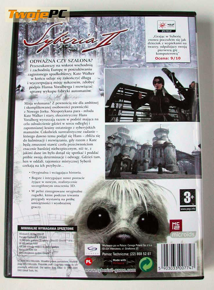 syberia 2 solutions