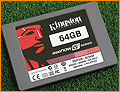 Szybki test dysków SSD Kingston SSDNow V+ 64GB w RAID0