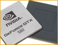 Test NVidia GTX 580: TOP-model nVidii